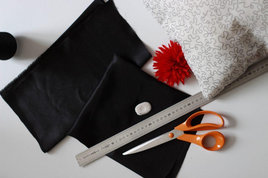 tutos couture taie d 39 oreiller un super bon projet pour d butant tutos couture. Black Bedroom Furniture Sets. Home Design Ideas