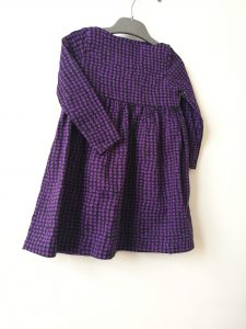 robe enfant coton