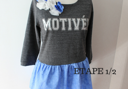 Customiser un pull
