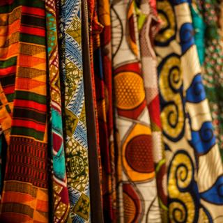 tissu africain