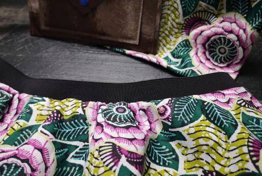 coudre ceinture élastique